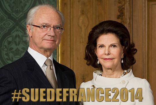Prochaine visite d'Etat en France les 2, 3 et 4 Décembre