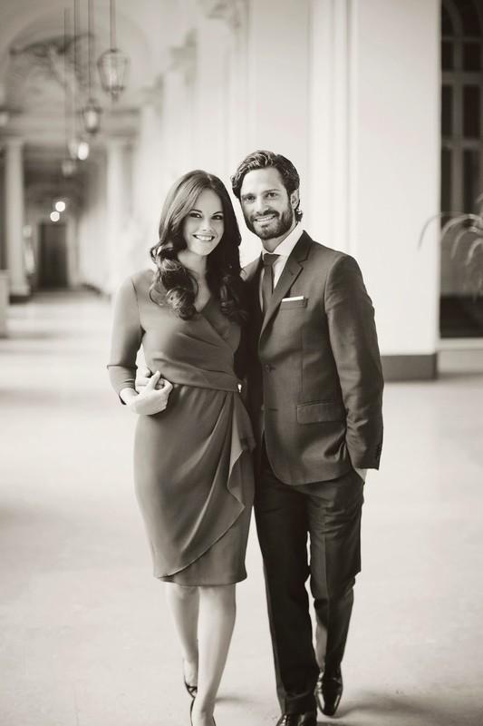 Mariage de printemps pour le prince Carl Philip et Sofia