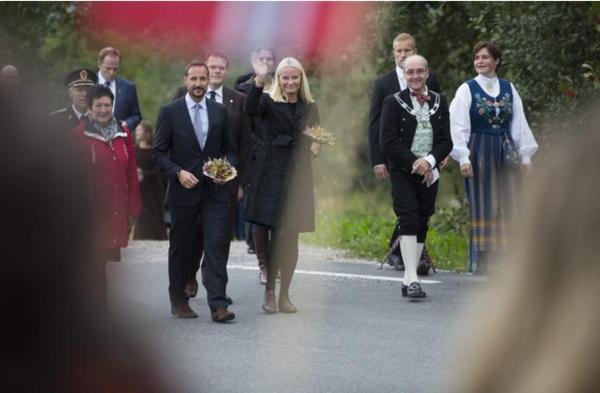 Chaussures scandinaves et princières