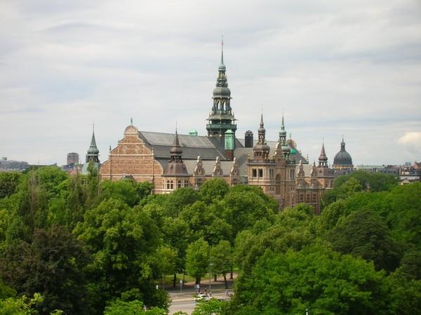 Księżniczka Victoria w Muzeum Nordic