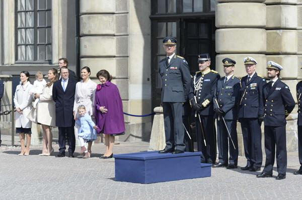 The 69 lat króla Carl Gustaf