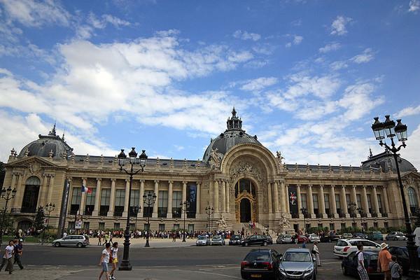 Wiktoria i Daniel w Paryżu