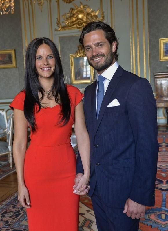 Prins Carl Philip Sofia och förlovade!