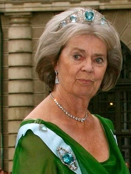 Prinsessan Margaretha fyller 80 år idag