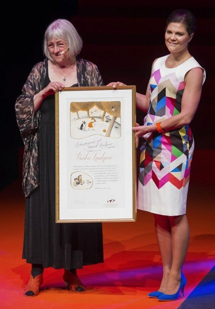 Ubierz Victoria ALMA Award 2014