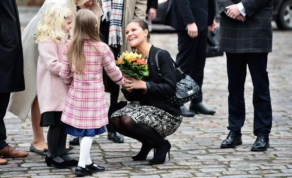 La princesse Victoria en Finlande