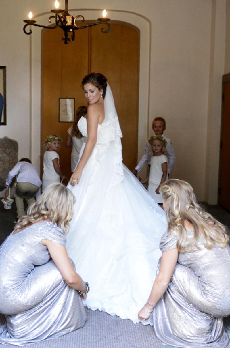 Danielle Jonas Wedding Dress - Gown And Dress Gallery